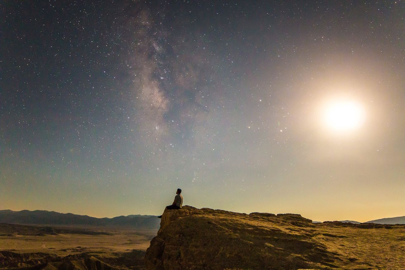 One of my favorite shots. Canon Canonphotography Canon 70d Canon_photos Milky Way Night Astronomy Space Nature Outdoors Night Lights Moonlight Tranquility From My Point Of View August Solitude Nightphotography Longexposurephotography Illuminated Starry Sky Starry Night Wanderlust EyeEm Best Shots EyeEm Nature Lover