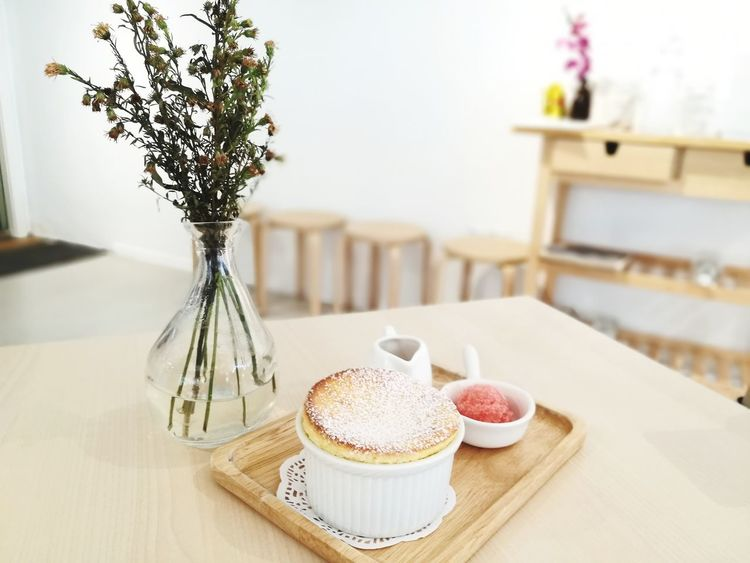Souffle Vanilla Soufflé Food And Drink Sweet Food Dessert Afternoon Tea Day Offday Cafe Wildsheepchase