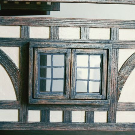 Tudor dollshouse project american oak twelfth scale Etsy Miniatures Carpentry American Oak Check This Out Miniatures Hello World