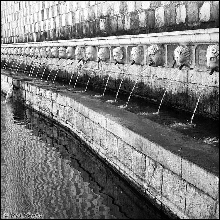 Streetphotography Blackandwhite Art Black And White Italy Streetphoto_bw Fresh And Clean