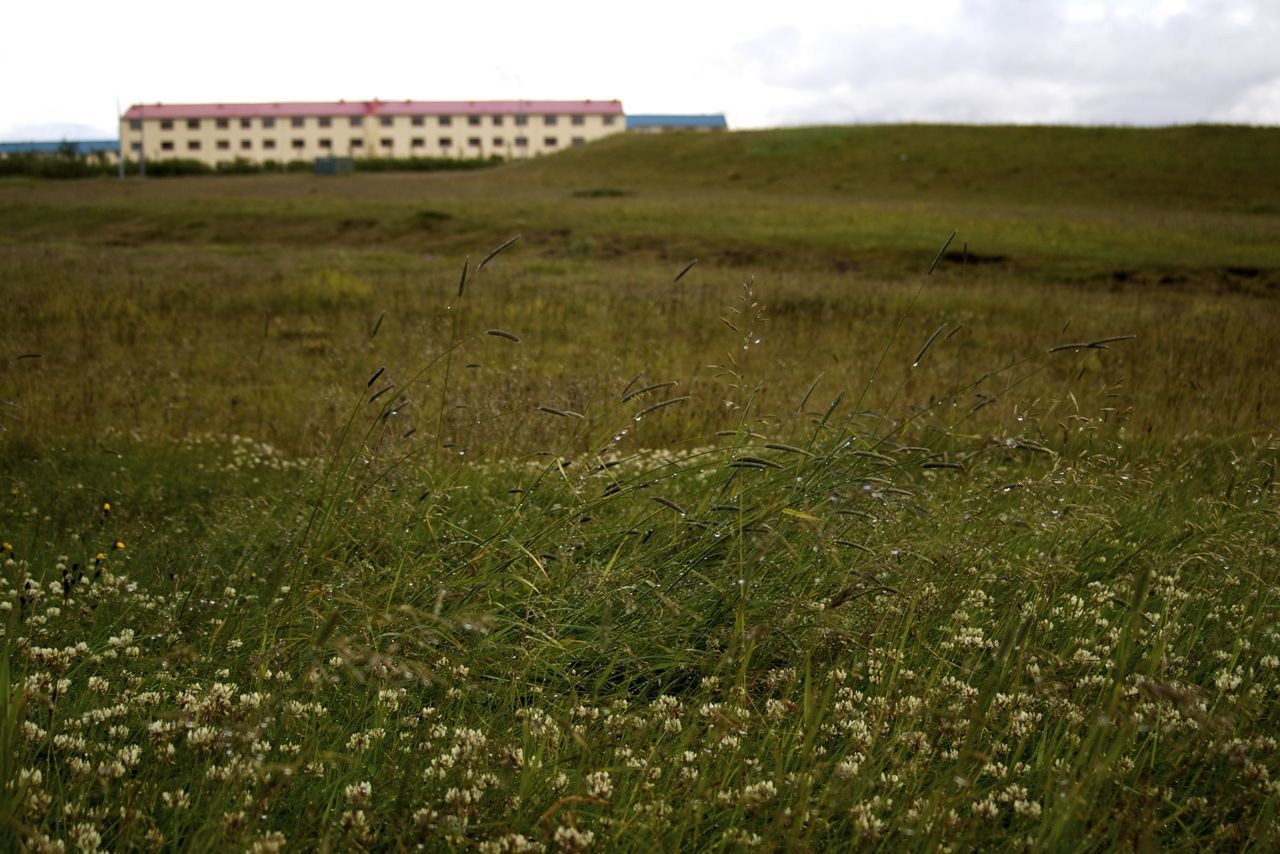 Abandoned Air Base Decay Iceland Keflavík Machinery NATO Road Machinery ásbrú