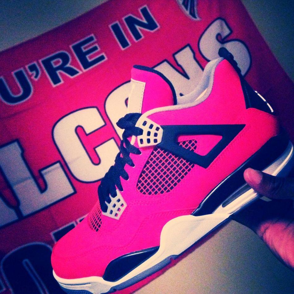 Last weeks Newest pick up. Bravotoro Jordans.  Sneakerfien