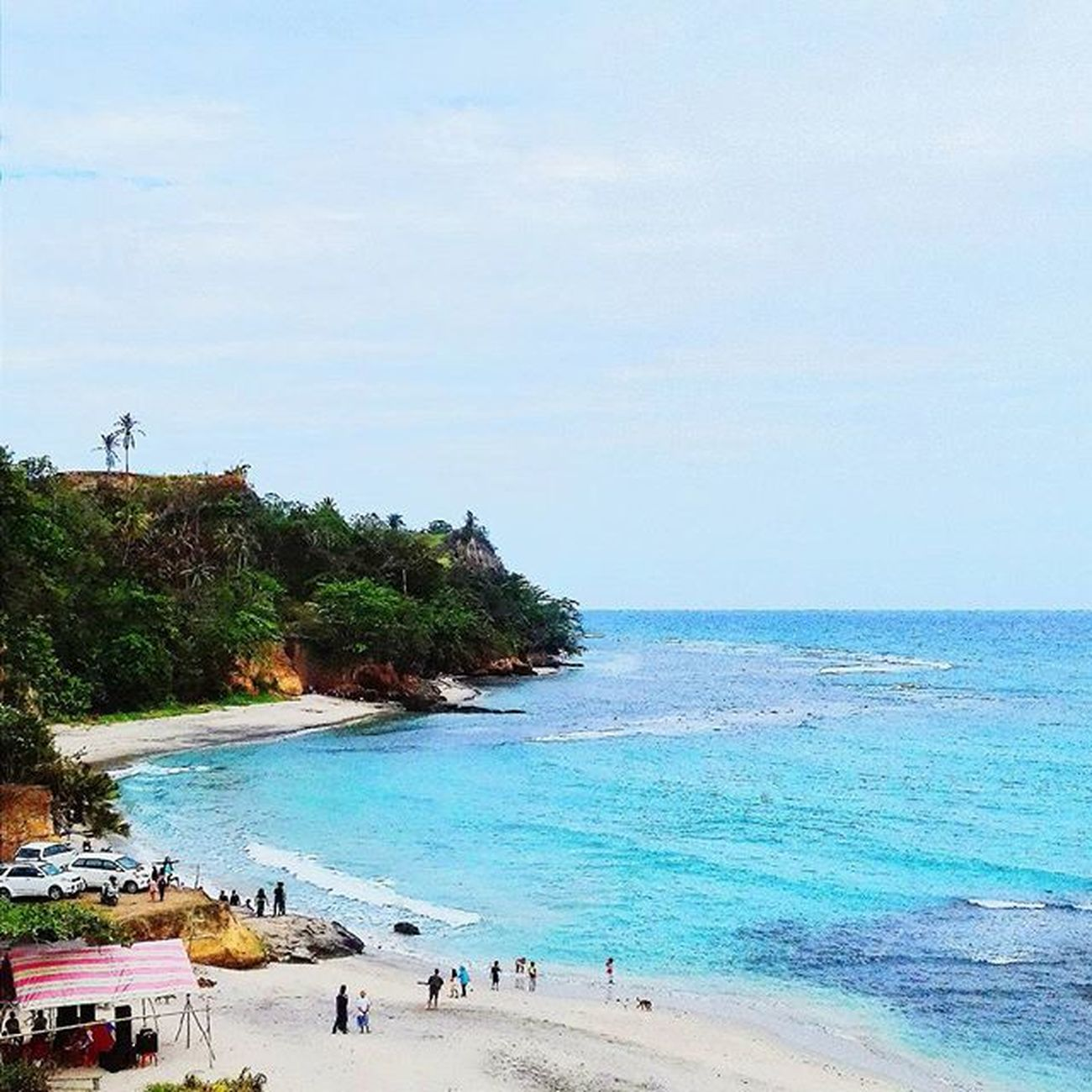 people say, this place is bali. well... I think it's true, but you know this is the mahembang beach. soo I'll say this is the second place of bali. Beach Mylife Instalike Likes Instagrammers Instagram Likeforlike Instagood Beautiful Beautifulmoment Second Place Of Bali