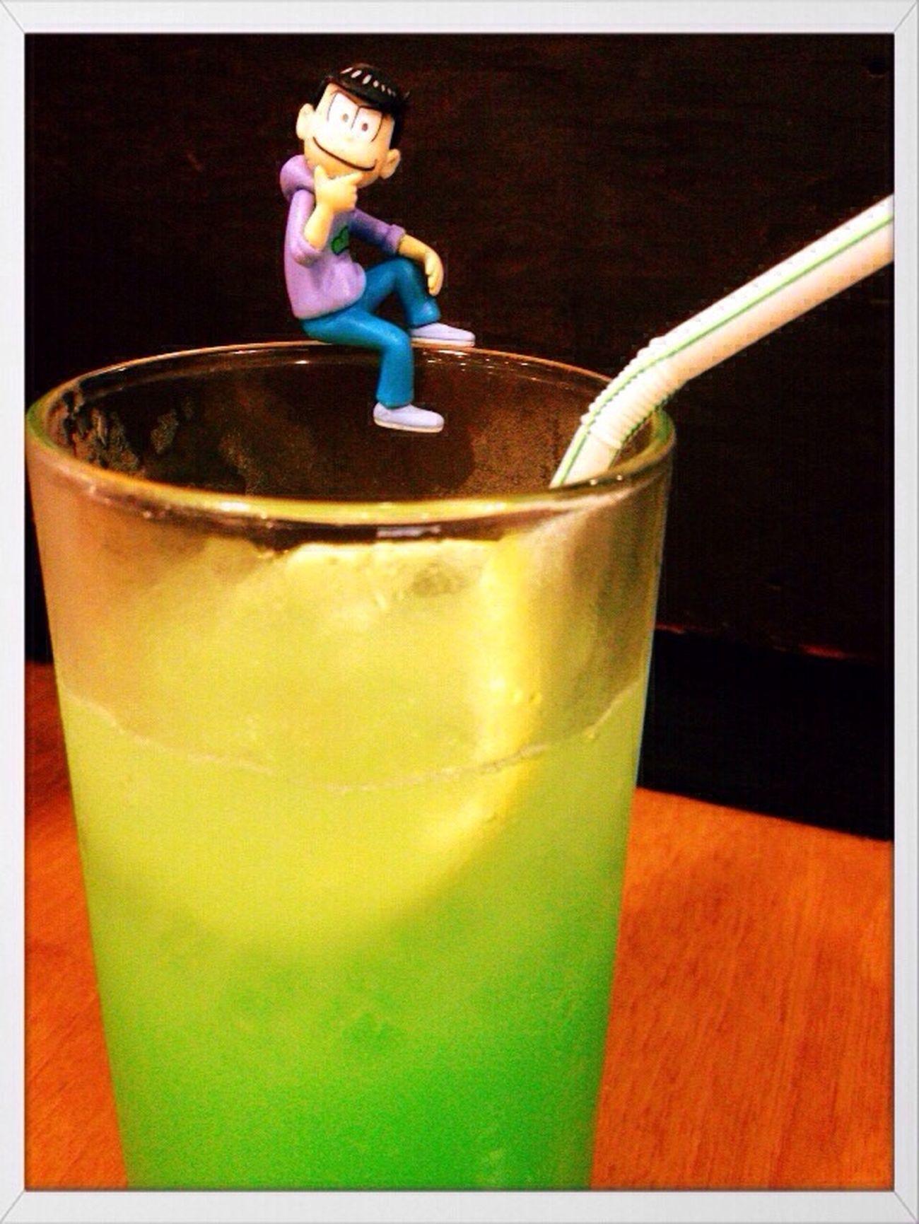 カラマツ おそ松さん Drink ジュース
