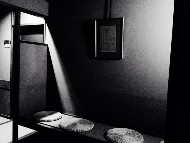 Black And White Monochrome Japan Kinosaki