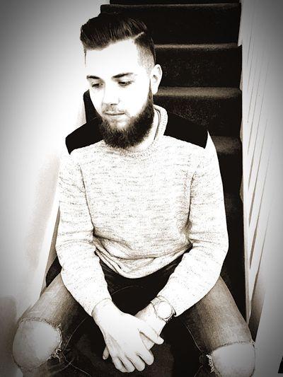 Mybrother <3 Portrait Beardedguy Onpoint