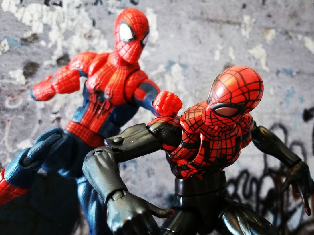 "Superior Spider-Man: ""I'm a much faster Spider-Man...."" Spiderman Marveluniverse Peterparker Marvellegends Articulatedcomicbookart Spiderverse Marvellegendscommunity Marvelactionfigure Marvellegendsseries Marvelinfinite Marvelcomics ACBA Toyphotography Toycrewbuddies Actionfigure Hasbro Theamazingspiderman Marvel Ottooctavius Superiorspiderman"