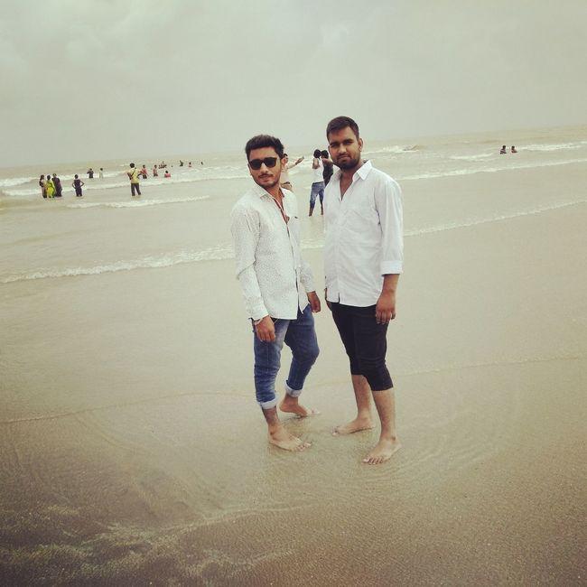 Sunday Sundaymorning SundayFunday Beach Beach Photography Beach View Beach Lover Friends ❤ Photooftheday Masti Mandvi Mandvi Beach Gujarat Gujarattourism