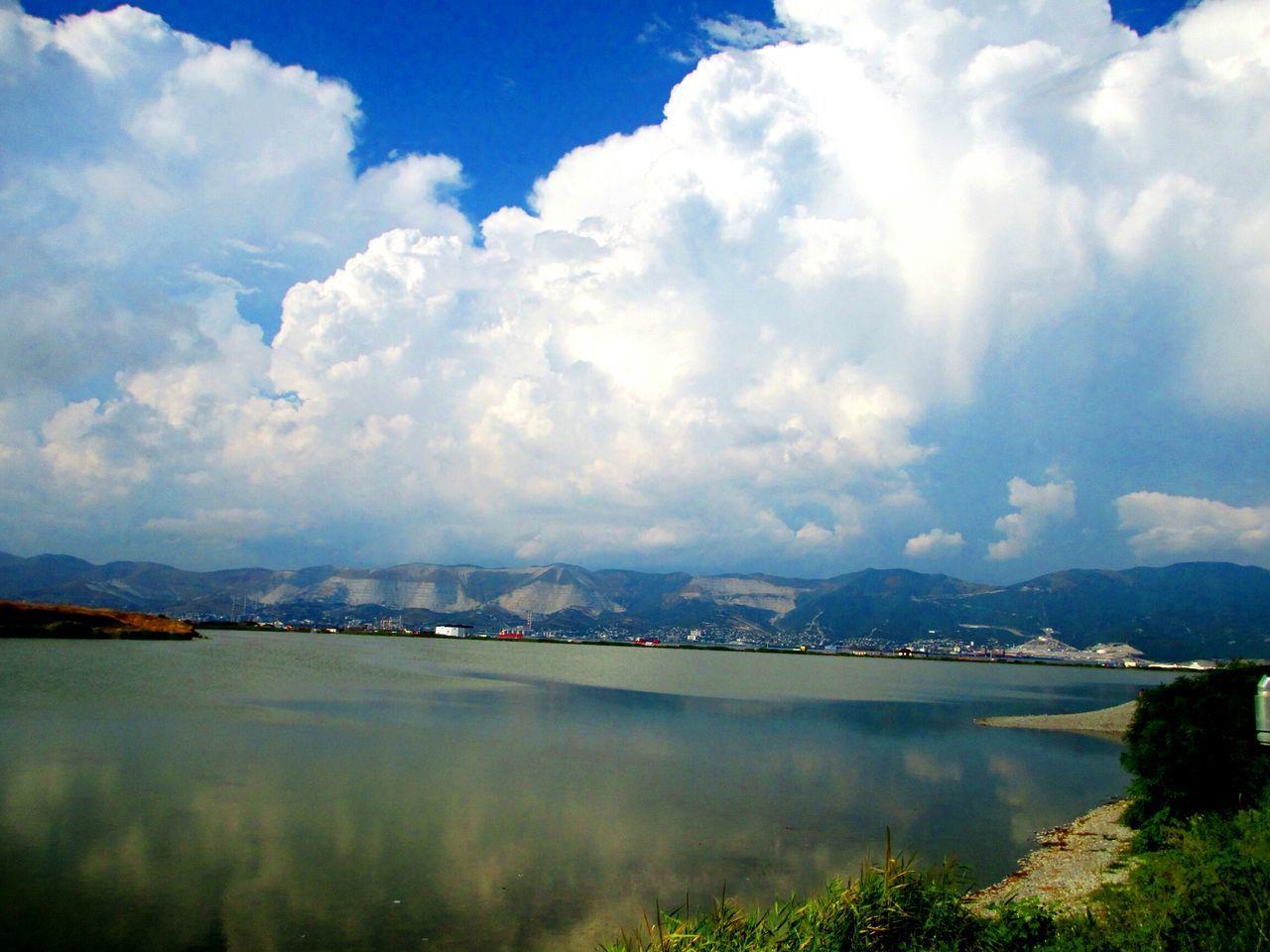 Novorossiysk новороссийск2016 нежность рассвета Природа Beautiful Nature рассвет Nature утро Morning Day Green Color Beautiful Day Beauty In Nature Beautiful лиман