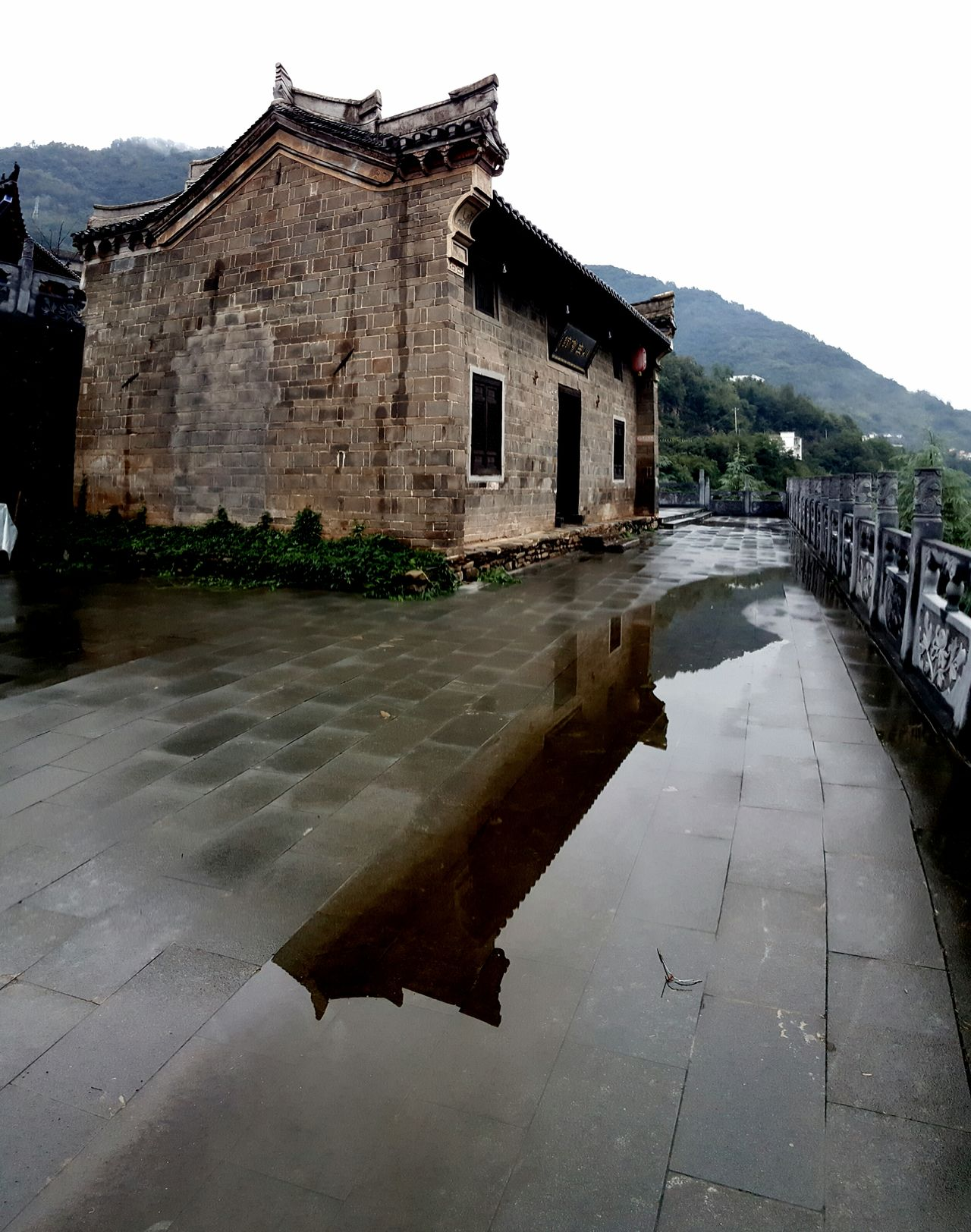 Light And Reflection China China Photos Reflection Water Temple Silk Road