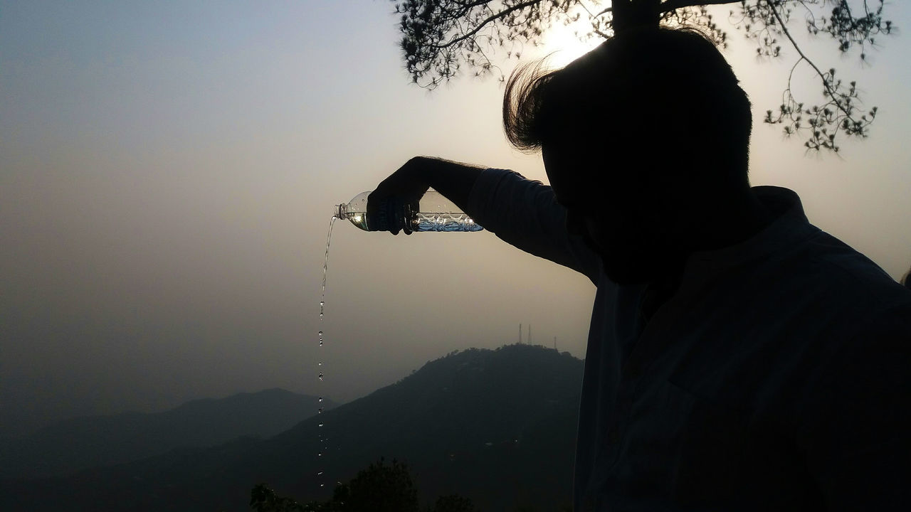 Another click from Kasauli trip .. and we are not wasting the water . The was going to a flower plant . Your passion should not harm Anyone . Thats what I thought of before clicking this. Silhouette Water Savewater Saveworld Only Men One Man Only Adults Only Men One Person Adult People Outdoors Sky Sunset Nature Day Human Body Part Peaceful Evening Relaxation Nature Miles Away Shadow MyLoveForNature Photography Mobilephotography