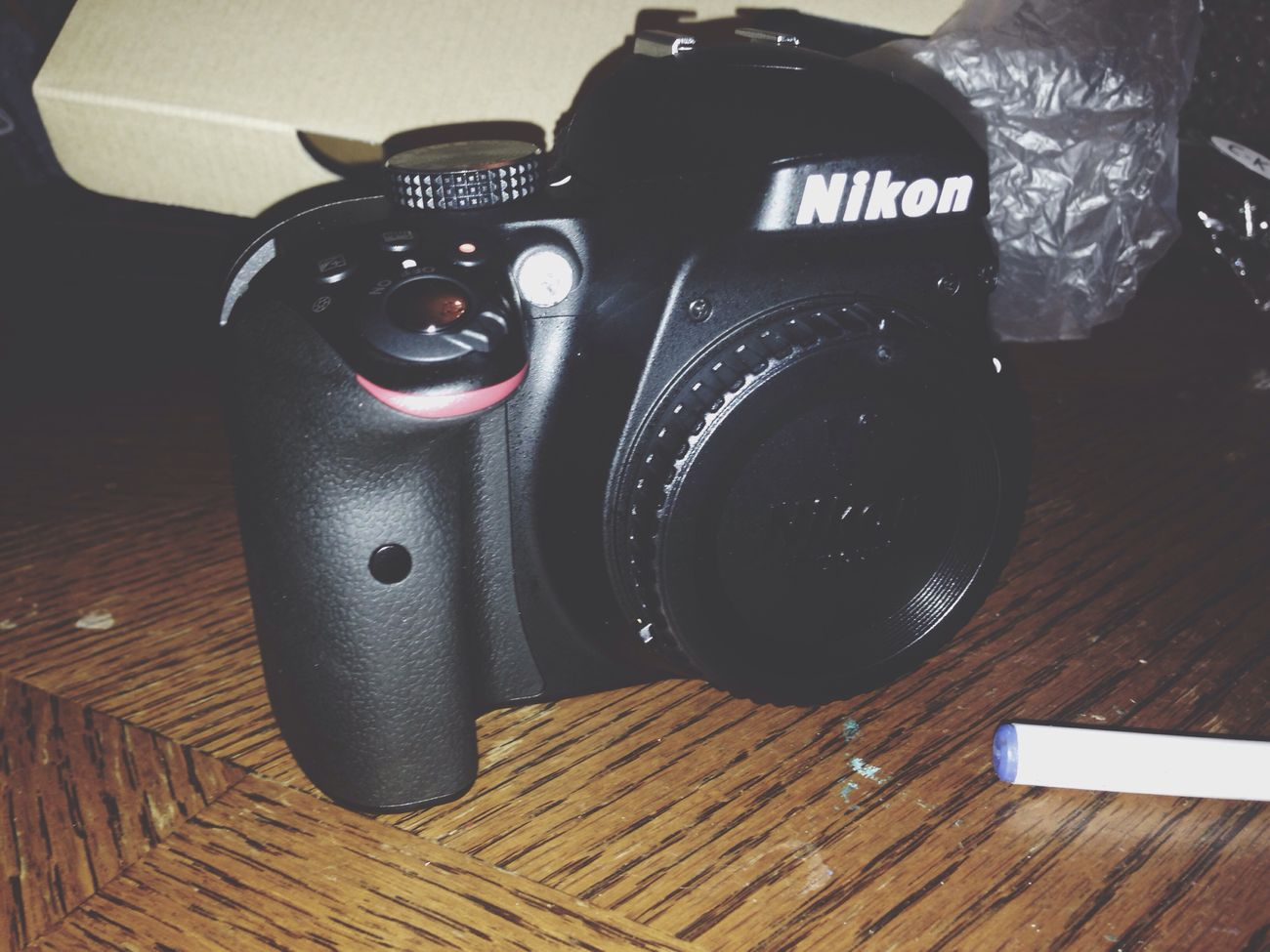 Guess who won't be shooting with her phone anymore 😍😈😈 Welcome me to the world of true photography my great people Nikon