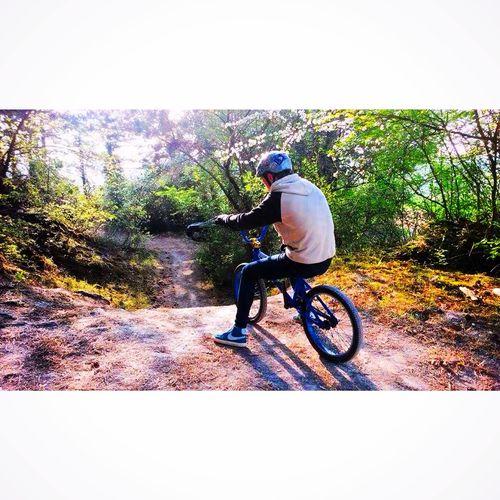 Bmx  Trail Bike