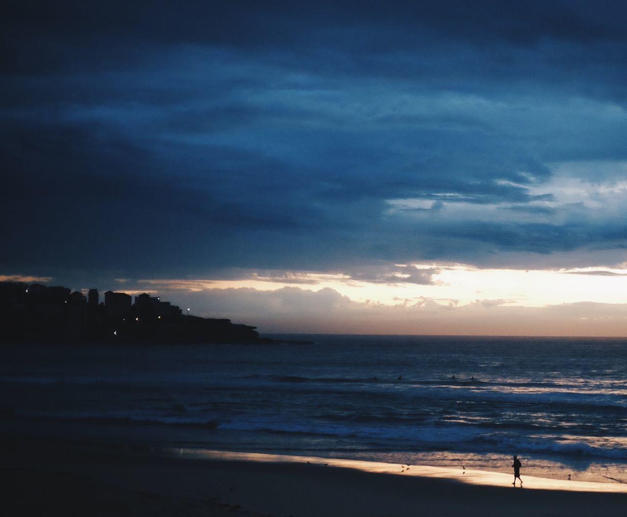 Storm Thunderstorm Beach