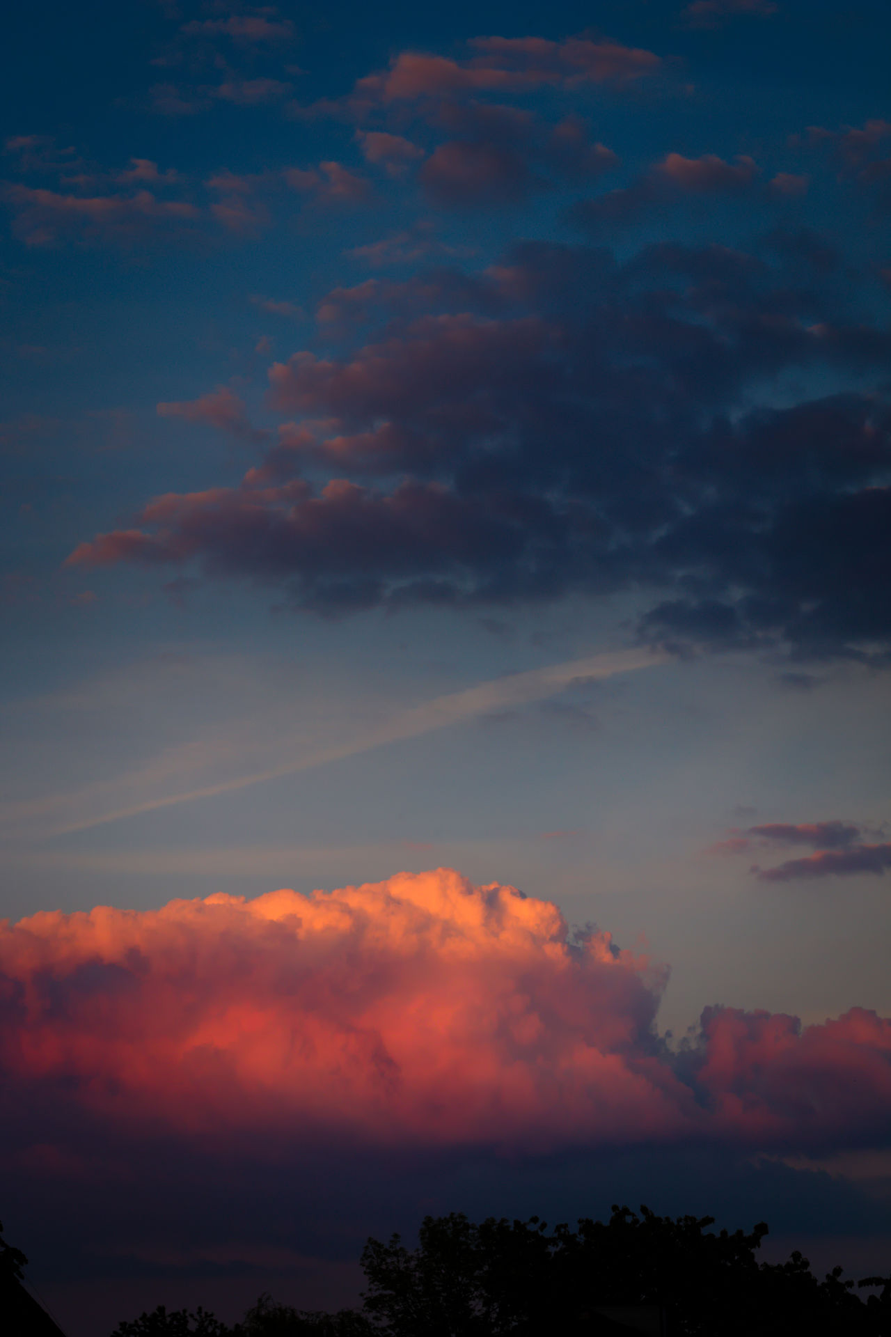 Beauty In Nature Cloud Cloud - Sky Dramatic Sky Enjoying Life Eye4photography  EyeEm Best Shots EyeEm Gallery EyeEm Nature Lover Low Angle View Nature No People Orange Color Outdoors Scenics Silhouette Sky Sky And Clouds Sky Only Sunset Taking Photos Tranquil Scene Tranquility
