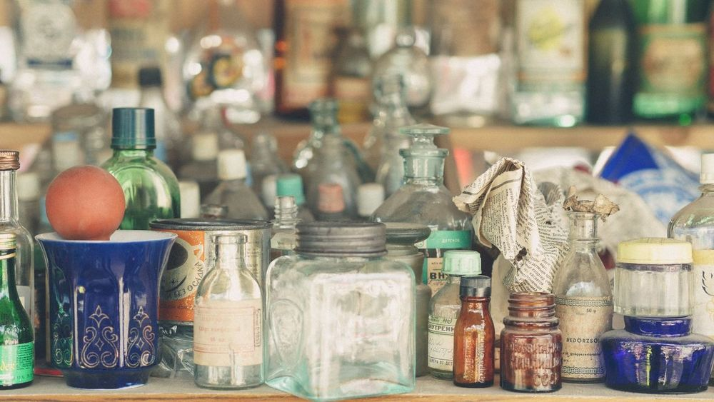 Variation In A Row Large Group Of Objects Choice Focus On Foreground Collection Order Retail  Old Vintage Sale Outdoors Grid Selective Focus Retail  Market HDR No People Bottle Bottles Collection Place Of Worship Small Bottle Store Multi Colored Day