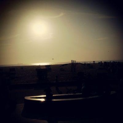 Good Morning Chennai. Can't get better than a walk by the beach....