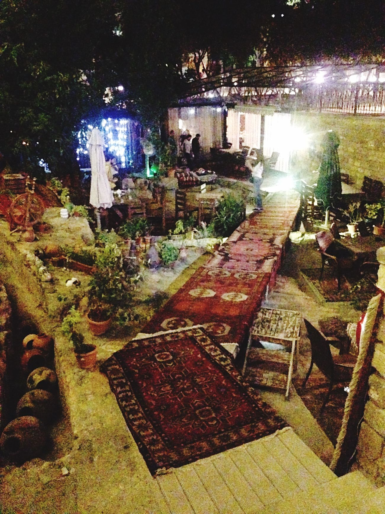 Old City Old Garden Baku