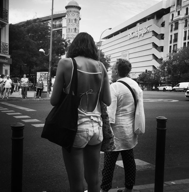 Streetphotography Bw_collection Monochrome_life Woman