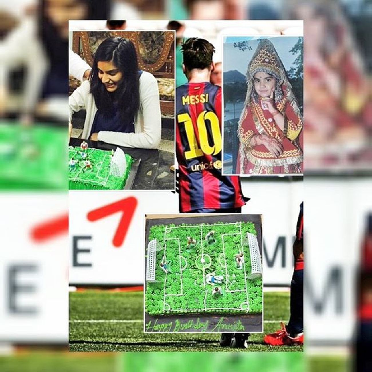 Wish u very overjoyed and wonderful nineteenth ! (12 days) b lated happy beday Sista ! A ton apologies for slipping it off from my mind Love u soo much ❤❤ Anki You r true hail high Barcelona Fan ✌🏻✌🏻😚😉 Blated 18Jan🎂
