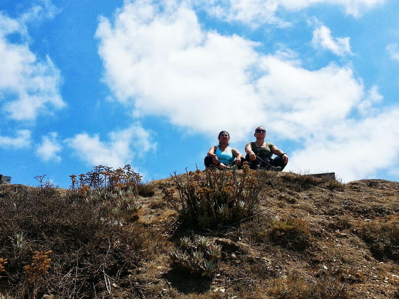 Morninghike R&R Time! Meditation Deepbreathing Oceanview Trails