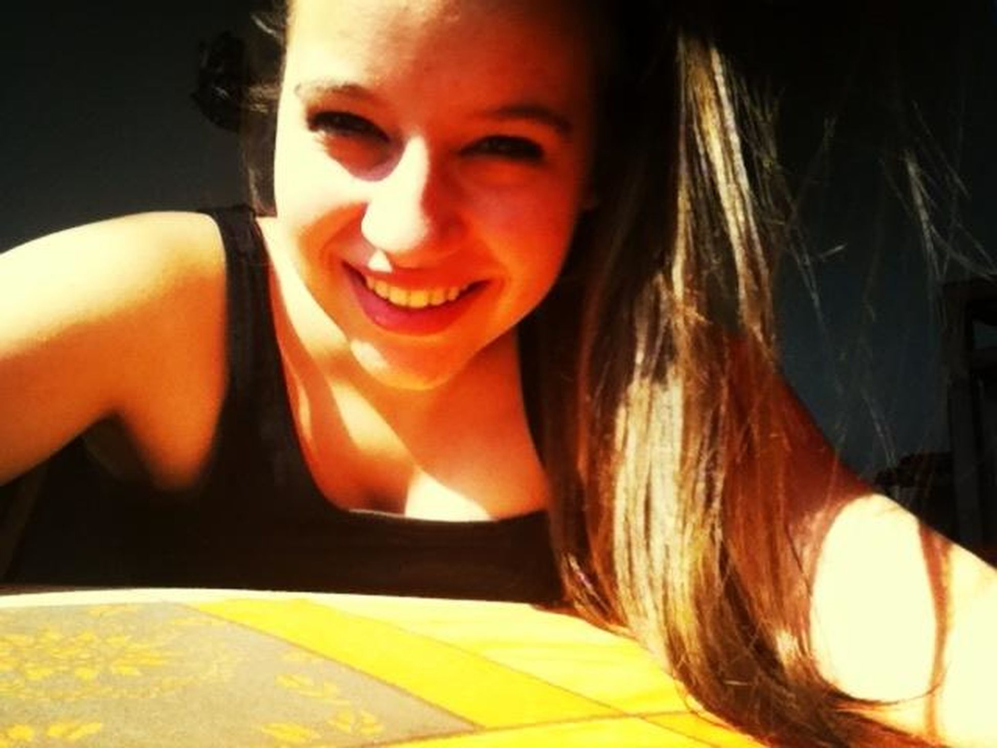 Sunshine On My Face