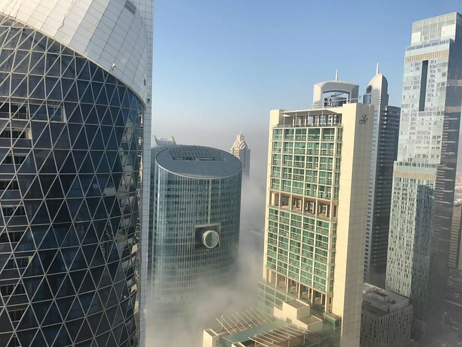 Architecture Business Cityscape Modern Travel Destinations City Business Finance And Industry Urban Skyline Building Exterior Office Building Exterior No People Day Outdoors Clear Sky Cloudy Day Winteriscoming Architecture Taking Photos Morning Sun Morningview Morning Light Topview Roof