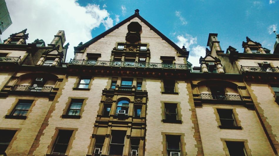 The Dakota, RIP John Lennon. New York City Architecture Traveling