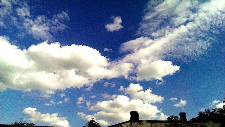 Clouds And Sky Nori Summer2015 First Eyeem Photo
