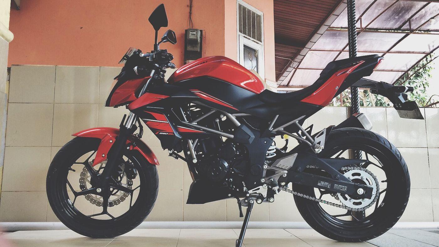 hattori hanzo Kawasaki Ninja Check This Out Z250sl Motorcycles