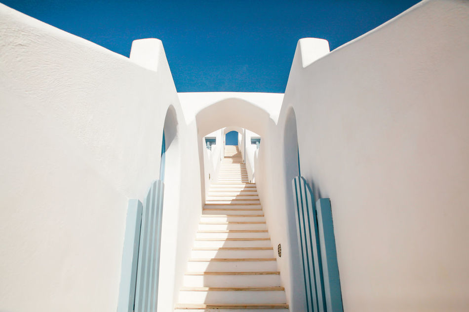 Beautiful stock photos of blau, Arch, Building Exterior, Built Structure, Day
