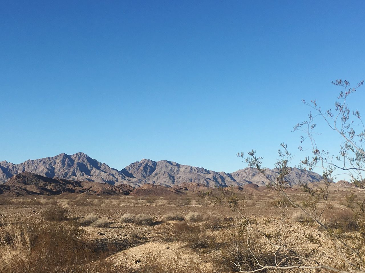 Clear Sky Landscape Geology Mountain Range Desert Mountains Outdoors Vegetation Backroads Arid Climate Nature Scenics Copy Space No People