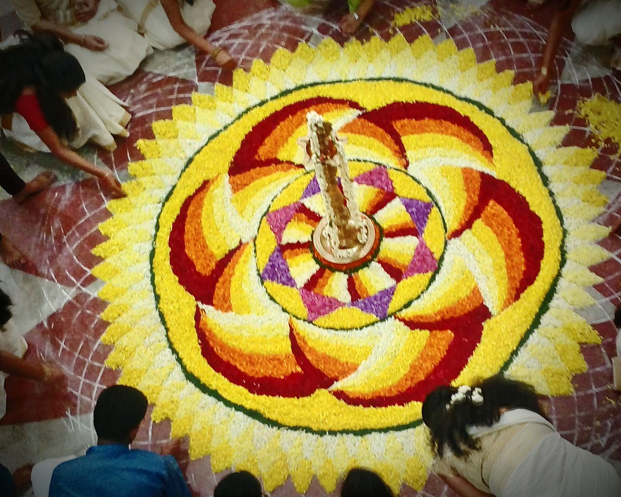The Color Of School Art And Craft Art Creativity Multi Colored Person Culture History Onam Onamcelebrations Art And Craft Art Creativity Multi Colored Person Places History JainCollege