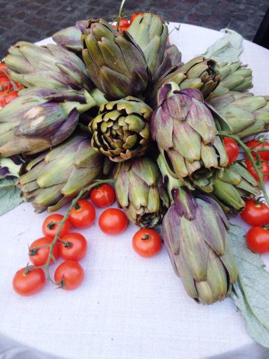 Carciofi Carciofi Carciofi Judea Cimaroli Italy Food