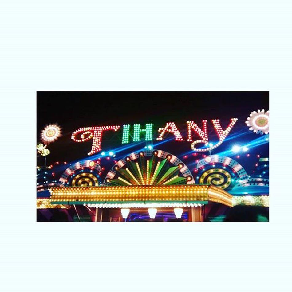 Acabamos de sair do Tihany!!! Spetacular Circo