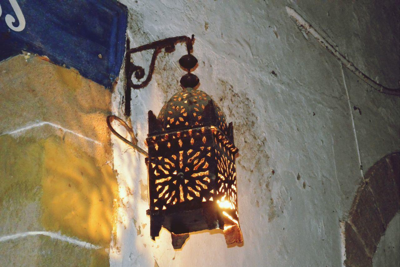 Street Lamp Maroc
