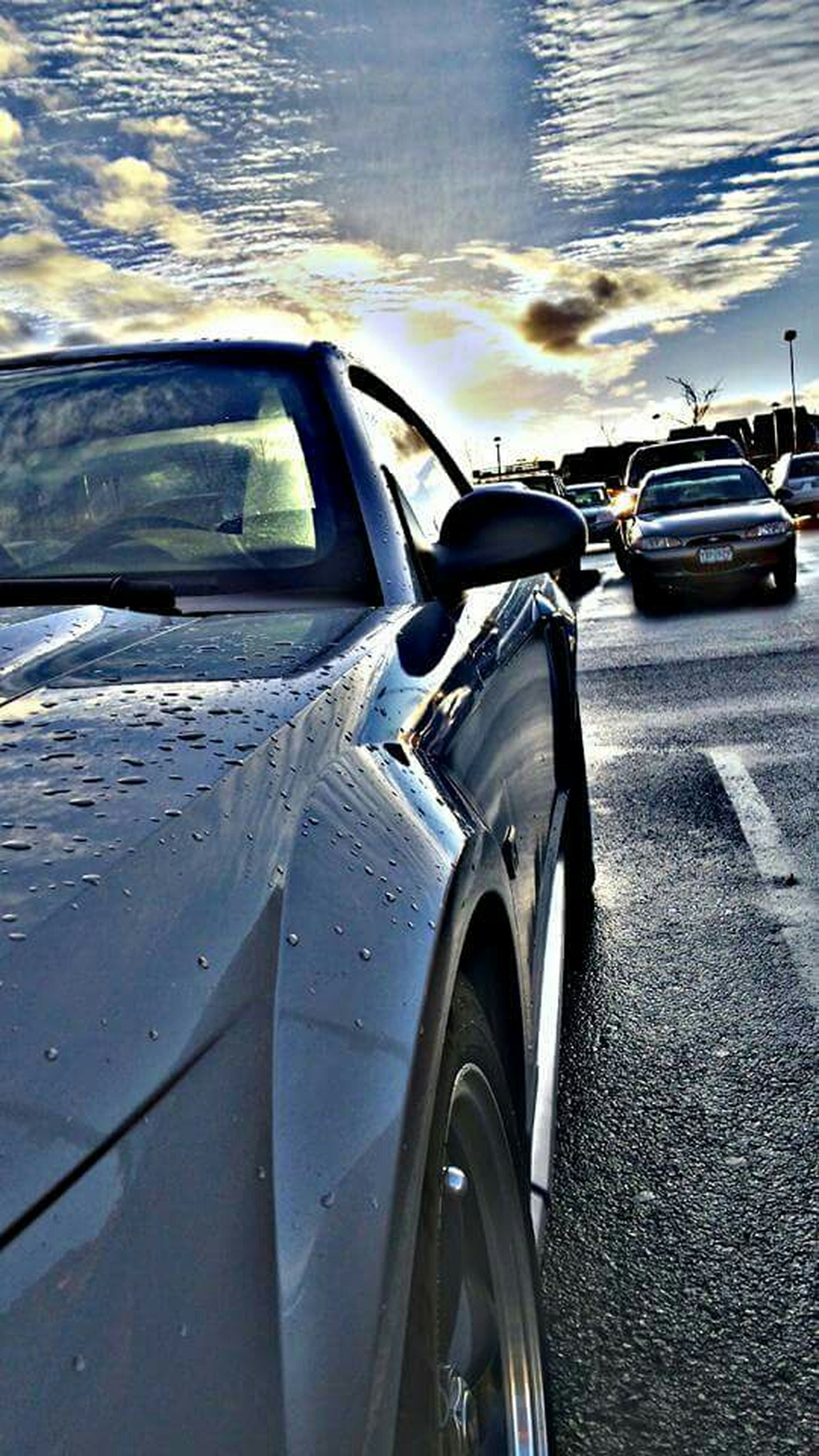 My Mustang Life!😎✌🌴Ford Mustang Mustang GT Muscle Cars 4.6 8cylinders Fast Fun First Eyeem Photo