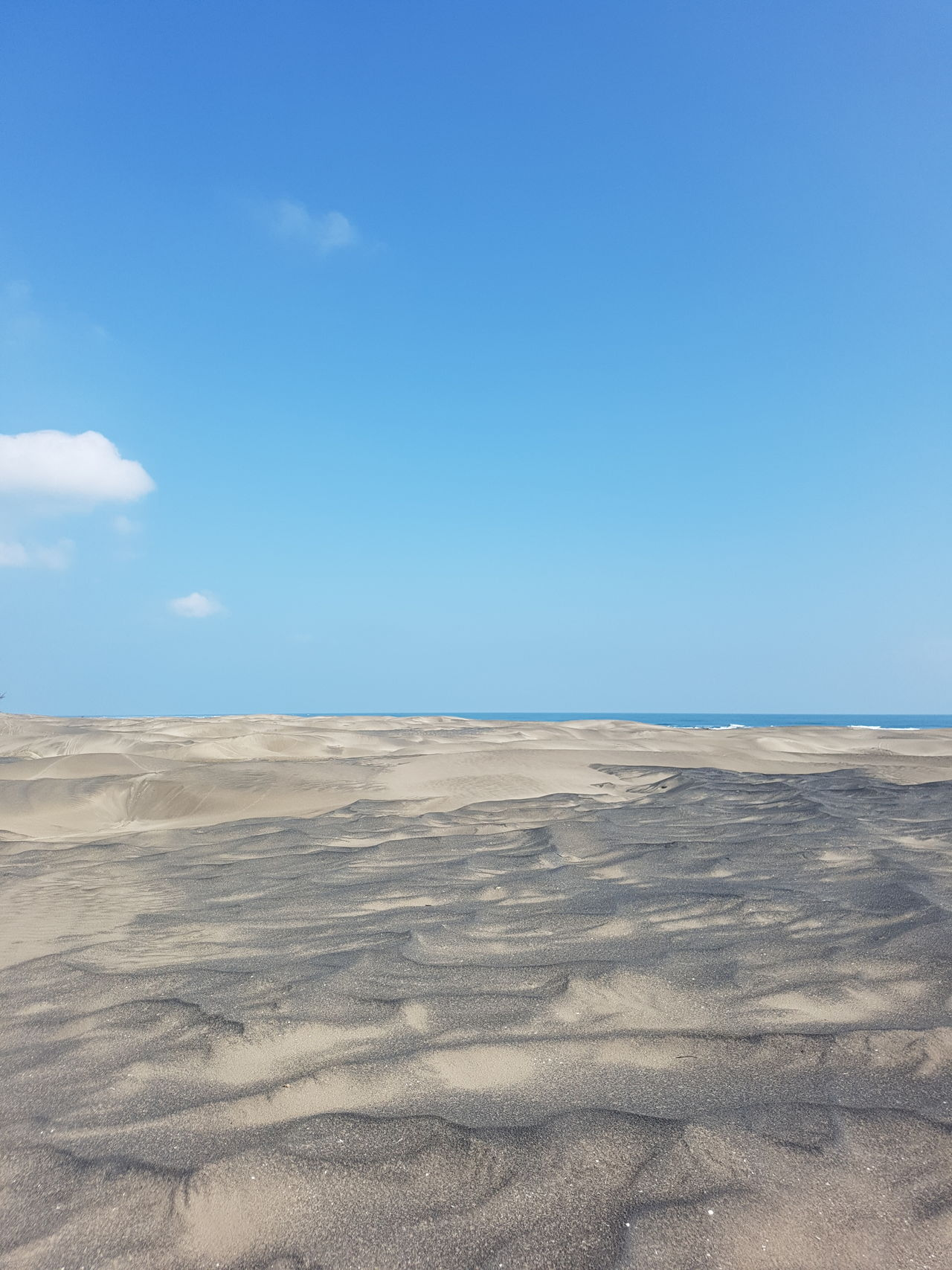 Sand Dune Sand Desert Sky Blue Landscape Tranquility Salt Flat Salt - Mineral No People Nature Beauty In Nature Arid Climate Day Outdoors Scenics