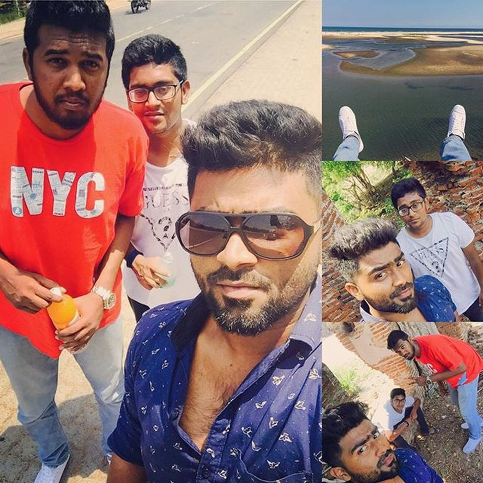 Eid2015 ECR Friends Drive Swag Selfie Mensfashion Menfashion Needlove Instafollow Instagram Like4like Chennai