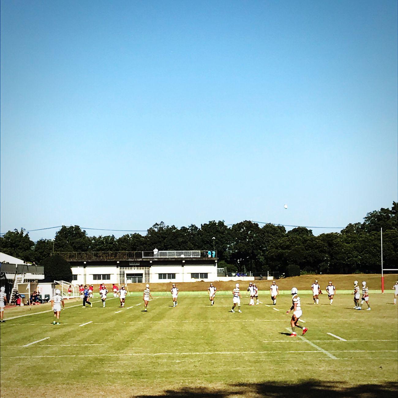 Rugby High School Rugby Gunma