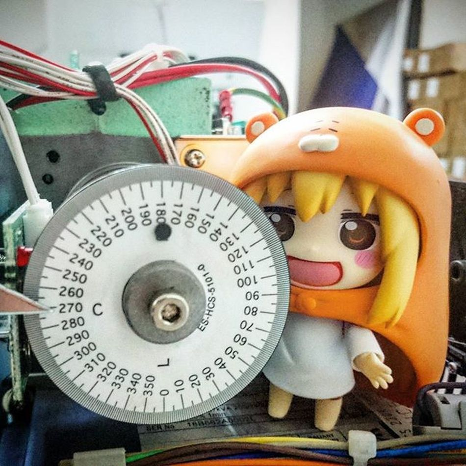 Umaru slowly making her way all over the machine looking for the sources of problem..Nendoplanet Nendoworld Nendos Nendoworks Nendoroid Nendoroids Nendo Nendogram Nendography Nendophotographer Nendophotography Toyphotography Toyphotographer Umaru Umaruchan Himoutoumaruchan Toysnapshot Toycommunities Xperia_knight