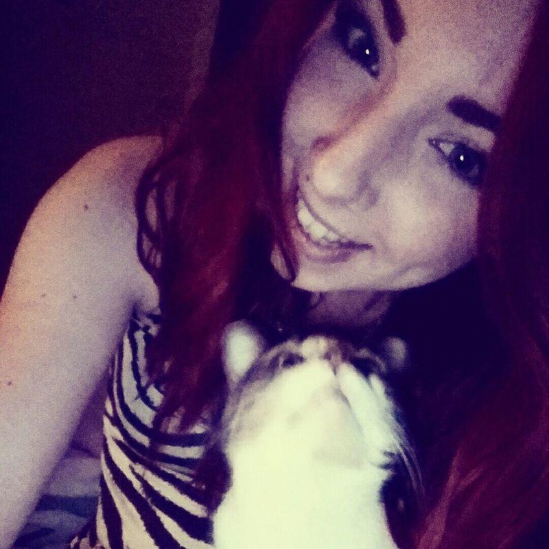 Bebe chat ♡ Love Cat Bebe Holly Girl Selfie Calin Damour
