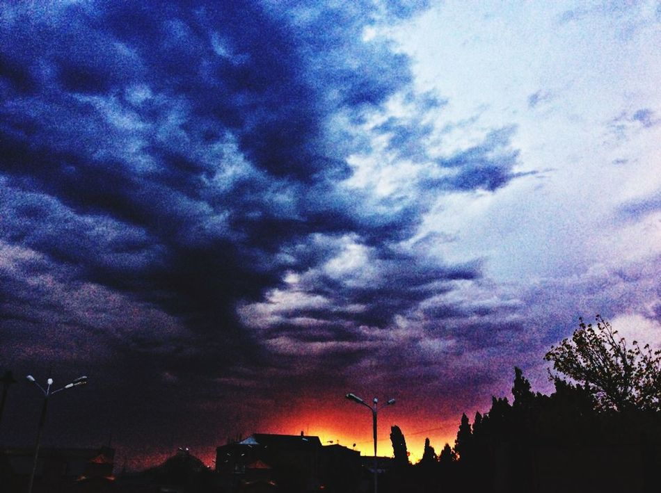 Armenia Sky And Clouds Sunset Nature
