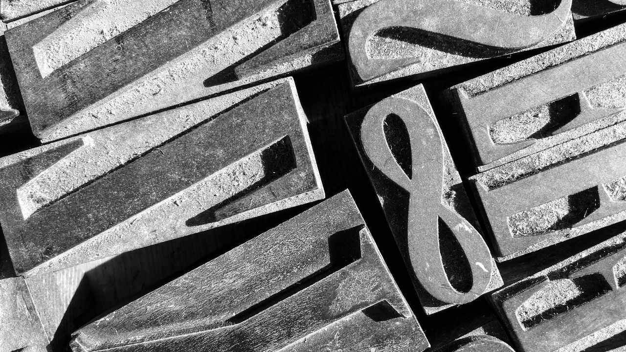 To infinity and beyond Full Frame Close-up Backgrounds Blackandwhite Text Texture Typography Textures And Surfaces Abstract Pattern