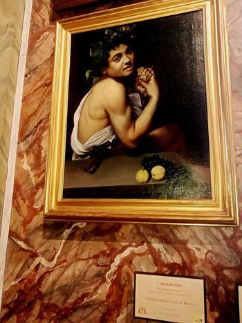 Caravaggio Beauty Art, Drawing, Creativity Roma Arte Cultura History Museo Travel Destinations Bacco Galleria Borghese