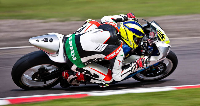 BSB Oulton Park 2015 Bike Helmet Motion Oultonpark Racing Seed Superbike Wheels Capturing Motion