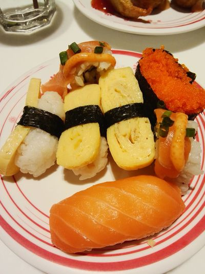 Shushi Sukishi Food Photography Japanese Food