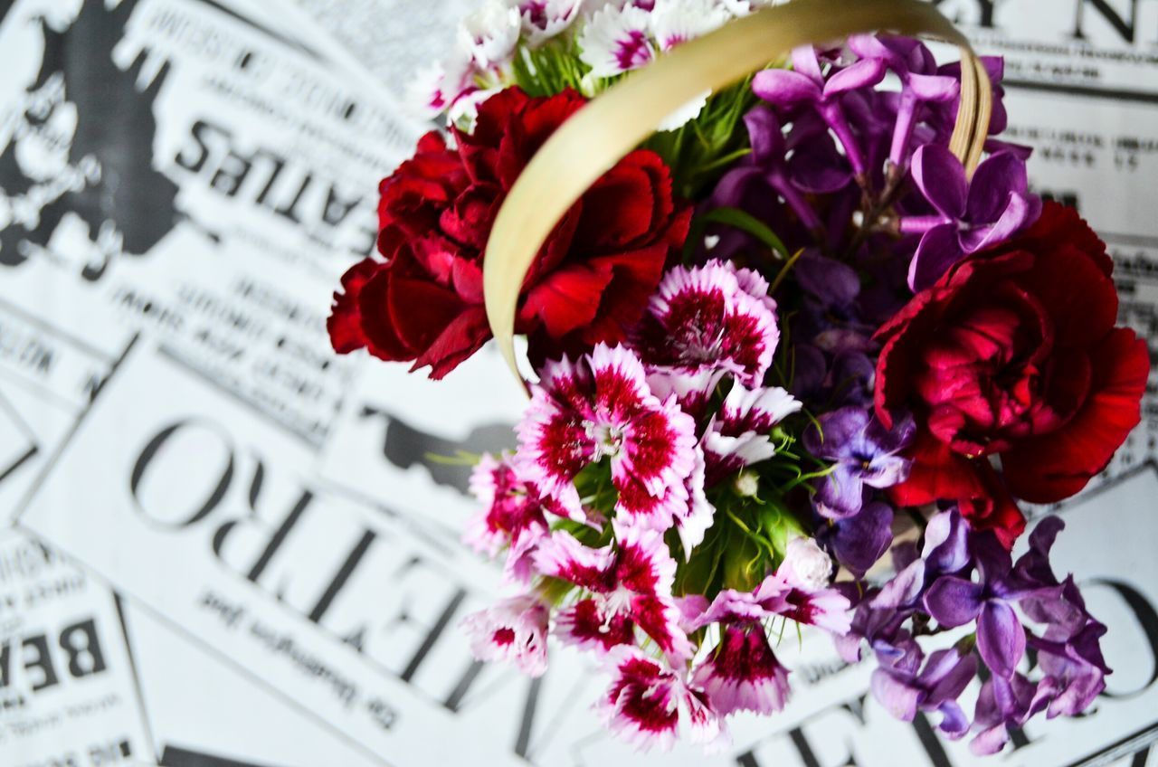 Flowers Decoration Press