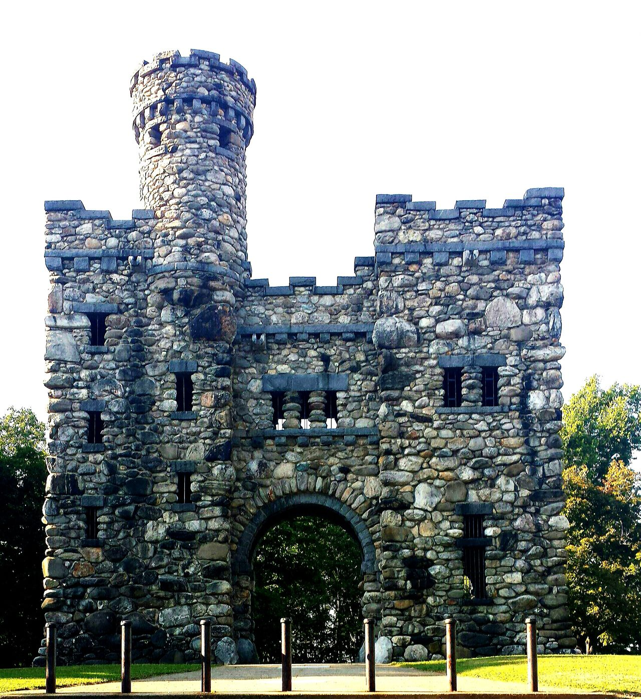 Wall - Building Feature No People Wall Stone Wall Stone - Object Rock - Object Rock Wall Architecture Tower Old Outdoors