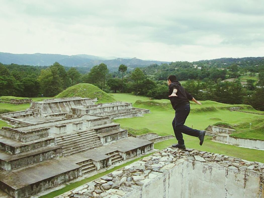 Missionary Memories Huehuetenango Ruinas De Zaculeu Chill Time Nature